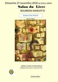 #Sorties: Ce weekend c'est la 5e édition du Salon du livre à Bourron-Marlotte: séances…