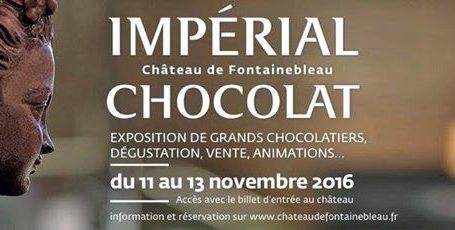 J-15 pour Impérial #Chocolat au Château de Fontainebleau ! #paysdeFontainebleau #fontainebleau Des Lis Chocolat…