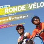 Au programme, dimanche 9 octobre, au Pays de Fontainebleau : – La Ronde à…
