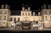 Ce soir à 21h, visite à la belle étoile au Château de Fontainebleau !…