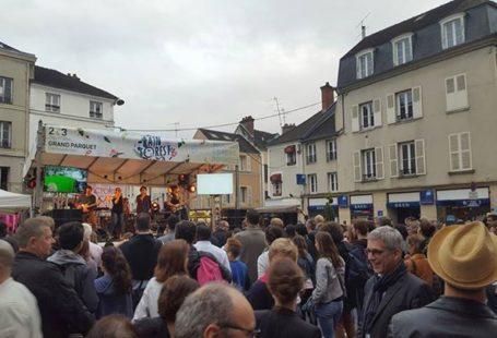 Quelques images de la Fête de la musique hier au Pays de Fontainebleau !…