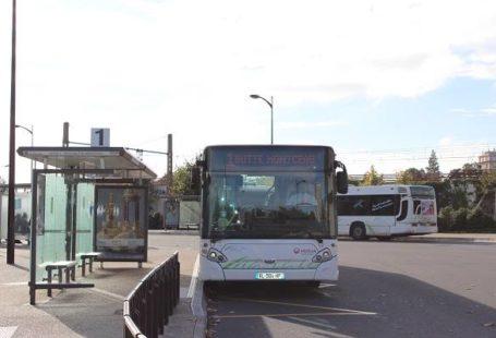 Nouveau cadencement de bus à partir du 30 mai au départ de la gare…