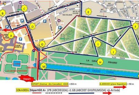 La Foulée Impériale, c'est Dimanche à #Fontainebleau ! #FIF #course #dansle77