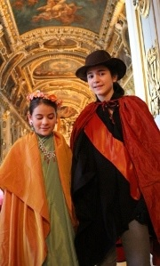 Le château de Fontainebleau fête le carnaval ce week-end ! #dansle77 #fontainebleau #chateau #carnaval