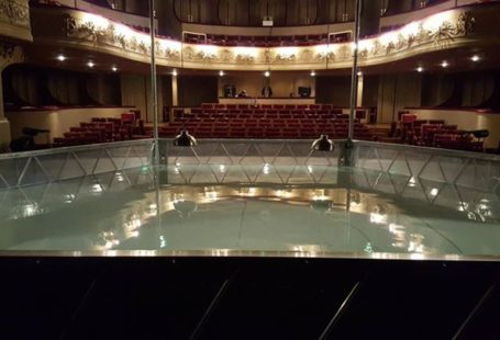 Idée originale ! #dansle77 #fontainebleau #theatre #clowns