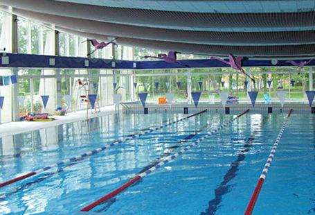 La #piscine de la #Faisanderie à #Fontainebleau est prête à vous accueillir dés lundi…
