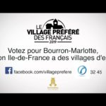 Ce soir, Faire de Bourron-Marlotte, le village préféré des Français. Vous pouvez voter et…