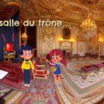 ️L'exposition La Maison de l'Empereur et le lancement d'une application pour intéresser les enfants…