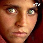 Rencontre avec Steve Mc Curry, et la petite afghane aux yeux verts. A partir…