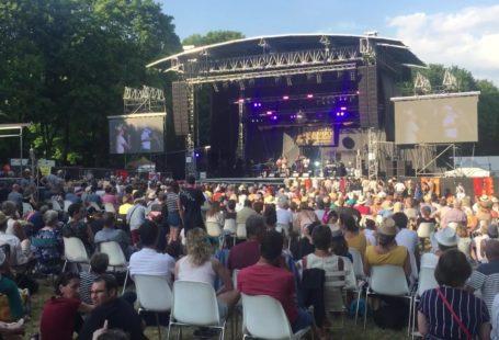 Le festival Django Reinhardt vous attend de soir … #fontainebleau #festival