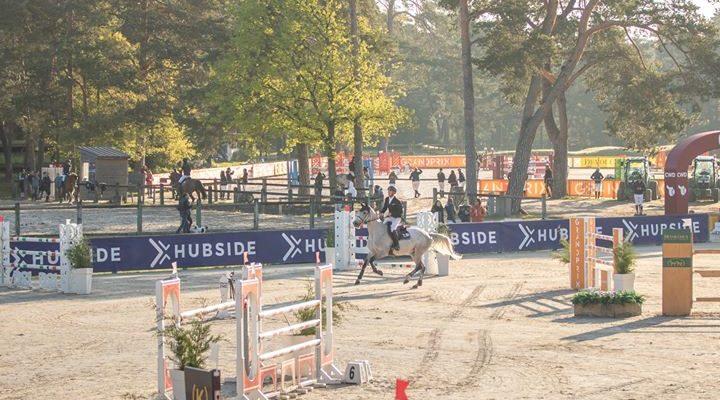 Un des plus grands championnats équestres de l'été! Le Grand Parquet considéré, comme l'un…
