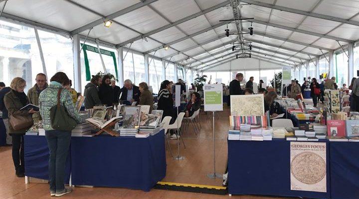 Un salon du livre dans le cadre du Festival de l'histoire de l'art au…