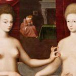 Un article à découvrir sur l'école de Fontainebleau et le canon de beauté Bellifontain,…