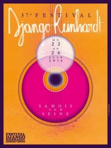 Festival de jazz Django Reinhardt