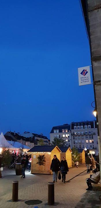 L'office de tourisme du Pays de Fontainebleau et sa boutique de Noël restent ouvertes…