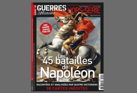 Pour les amateurs d'histoire et de stratégie militaire, une édition hors-série sur les 45…
