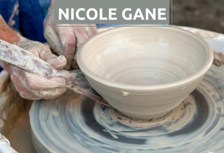 Jusqu'à dimanche, visitez l'exposition de céramique de Nicole Gane à Barbizon !