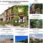 La blogueuse parisienne Anaïs, alias Parisianavores, vous recommande 5 balades en Pays de Fontainebleau…
