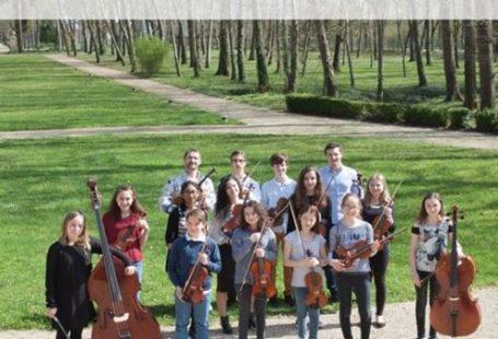 [Concerts] Un très bel ensemble de #jeunestalents à découvrir au Temple de Fontainebleau! Communauté…