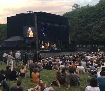 Fontainebleau Tourisme shared Festival Django Reinhardt's live video