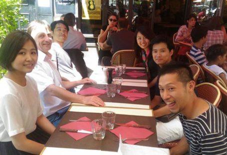 Atout France Japon / CRT Deux jeunes reporteurs japonais sont sous le charme de…