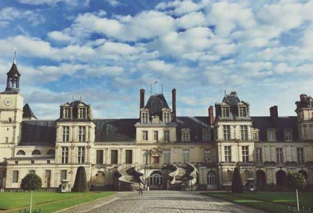 Fontainebleau Tourisme shared Ô Mon Château's post