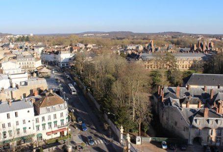 Ce week-end: Visite guidée de la ville de #Fontainebleau Samedi 22 avril à 14h30.…