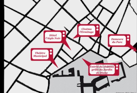Offre spéciale Festivaliers Série Series : Réservez dès à présent votre chambre à Fontainebleau…