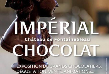 #GASTRONOMIE Venez découvrir la toute première édition du salon «Chocolat Impérial» organisé par l'UCAIF,…