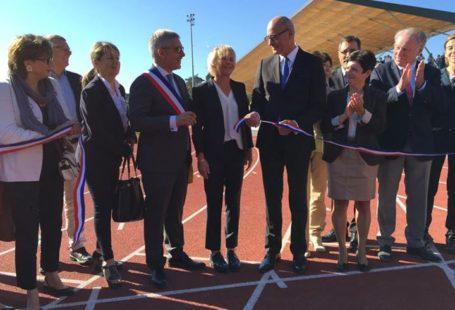 Venez nous rejoindre au stade Philippe Mahut à Fontainebleau pour son inauguration ! Les…