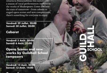 Ce soir au #Théâtre de #Fontainebleau, venez assister gratuitement à des extraits d'opéra de…