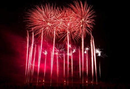 A vos #agendas ! Les feux d'artifice sont au RDV demain et jeudi :)…