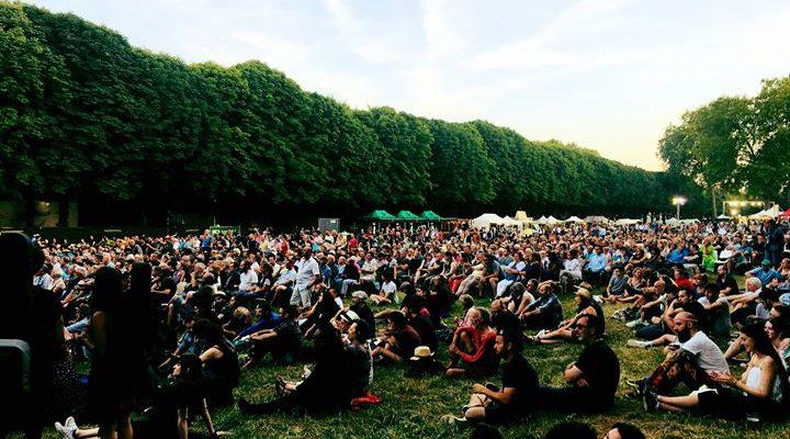 Le festival Django Reinhardt arrive dans le Parc du château, ce jeudi! Dans un…