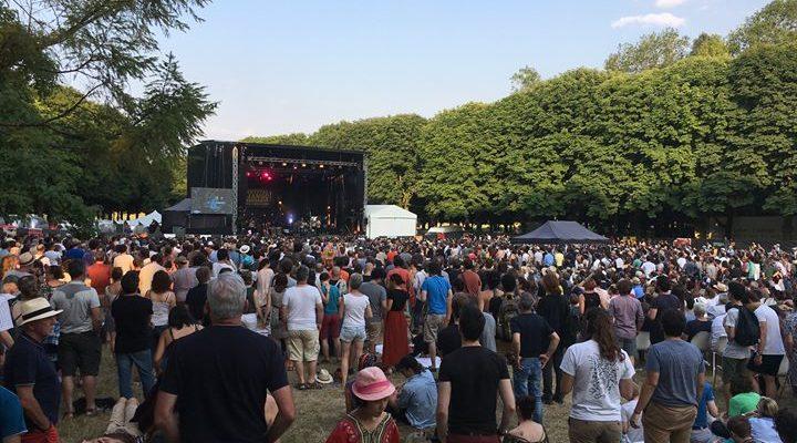 Un grand festival d'été dans le parc ombragé du château de Fontainebleau. Si vous…