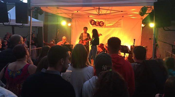 Les jeunes talents sur scène, c'est aussi ça la fête de la musique !…