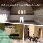 Profitez du mois d'août pour découvrir l'École Militaire d'Équitation à Fontainebleau ! Les samedis…