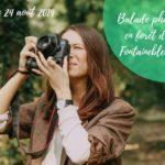 Les balades photographiques en forêt de Fontainebleau Laissez-vous guider par Fabrice Milochau, photographe de…